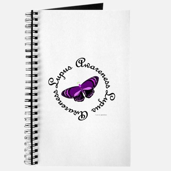 Butterfly Awareness 4 (Lupus) Journal