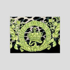 Royal Crown 3 5'x7'Area Rug