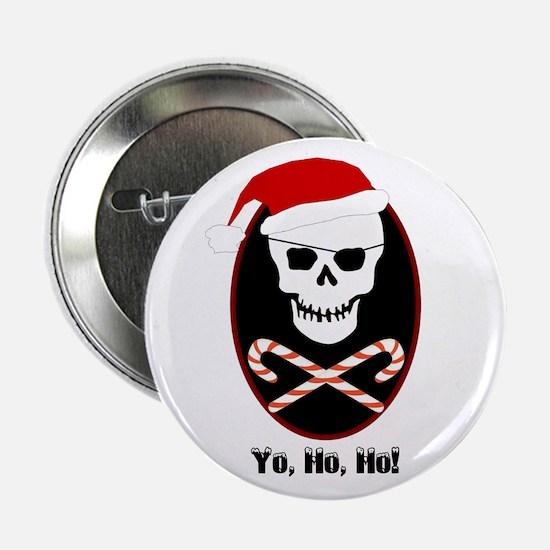 """Yo Ho Ho 2.25"""" Button"""