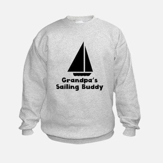 Grandpas Sailing Buddy Sweatshirt