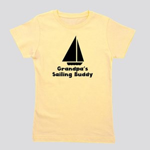 Grandpas Sailing Buddy T-Shirt