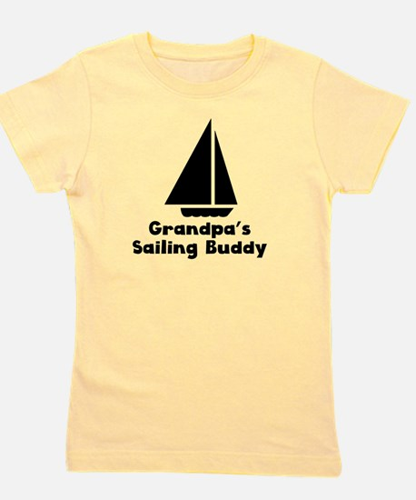 Grandpas Sailing Buddy T-Shirt