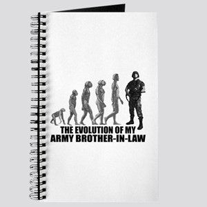 Evolution - My Army Bro-n-Law Journal