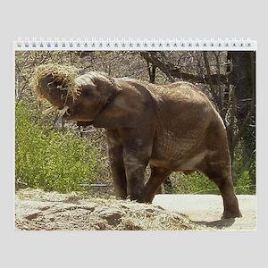 The Herd Wall Calendar