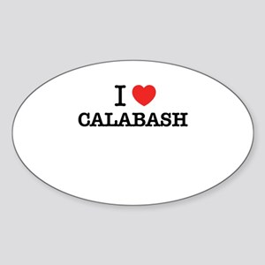 I Love CALABASH Sticker