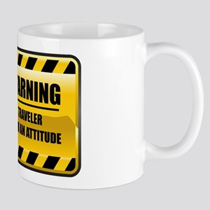 Warning Traveler Mug
