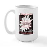 Imagination LH Large Mug