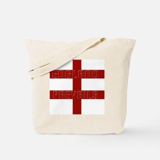 England prevails Tote Bag