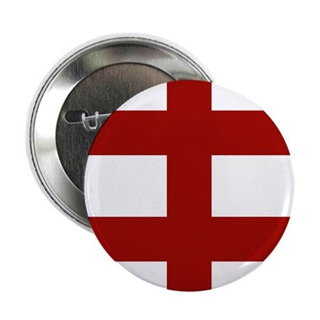 """England prevails 2.25"""" Button (100 pack)"""