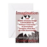 Imagination Blank Greeting Cards (Pk of 10)