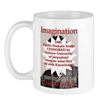 Imagination LH Mug