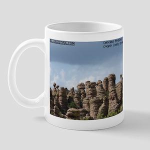 Chiricahua National Monument  Mug