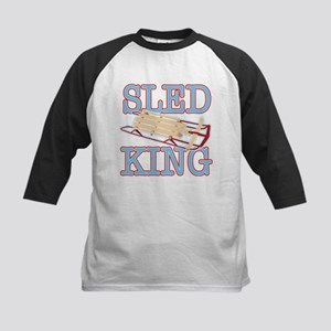 Sled King Kids Baseball Jersey