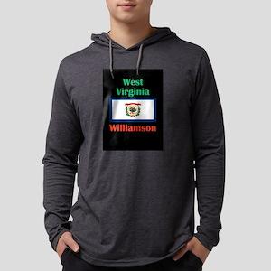 Williamson West Virginia Long Sleeve T-Shirt