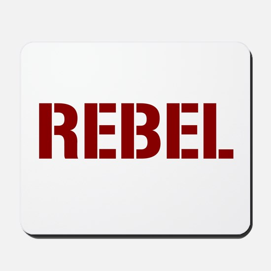 REBEL Mousepad