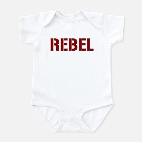 REBEL Infant Bodysuit