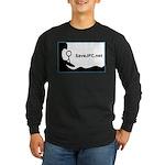 SaveJFC.net Long Sleeve Dark T-Shirt