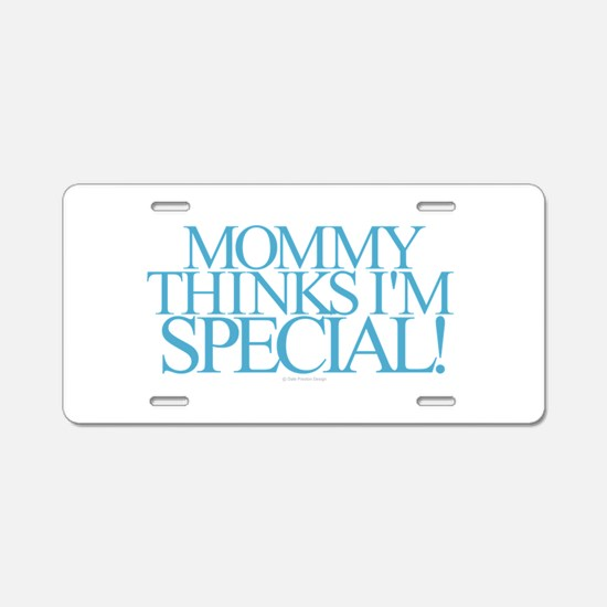Mommy Aluminum License Plate