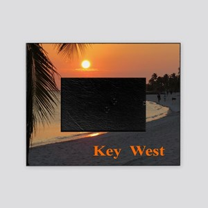 Sunset Key West Picture Frame
