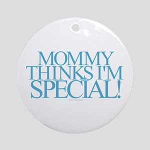 Mommy Round Ornament
