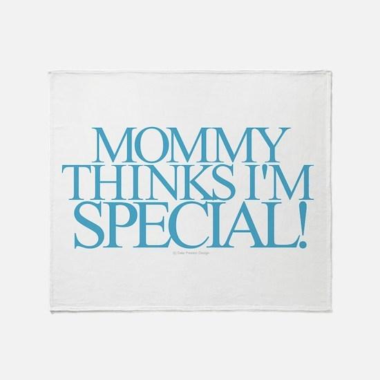 Mommy Throw Blanket