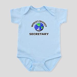 World's Okayest Secretary Body Suit
