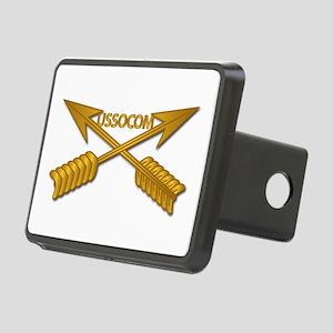 USSOCOM Branch wo Txt Rectangular Hitch Cover