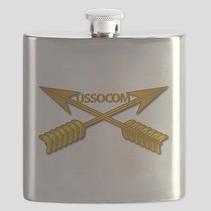 USSOCOM Branch wo Txt Flask