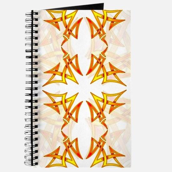 Celtic Tribal Fire Journal