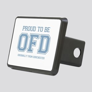 Proud To Be OFD Rectangular Hitch Cover