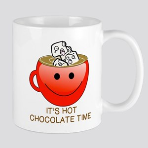 IT'S HOT CHOCOLATE TIME Mugs
