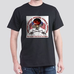 Special Forces Sniper T-Shirt