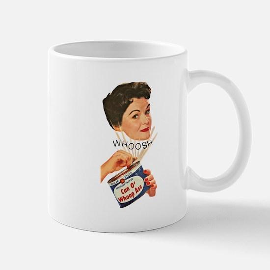 Can Of Whoop Ass Mug