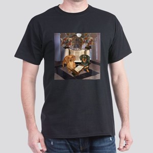 Jewish Dachshunds Dark T-Shirt