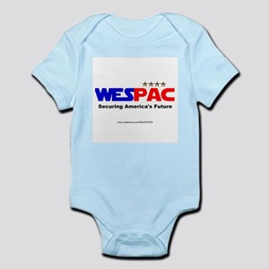 """WesPAC"" Infant Creeper"