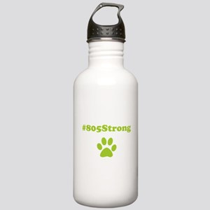 805 Strong Steel Stainless Water Bottle 1.0l