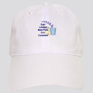 East Lansing Beer Pong City C Cap