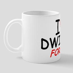 I Love Dwight Forever - Mug