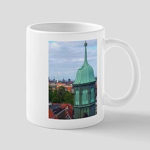 The Big Green One Mugs