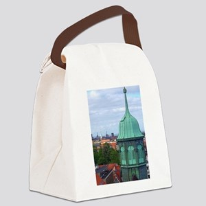 The Big Green One Canvas Lunch Bag