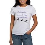 Visiting Dogs Women's T-Shirt