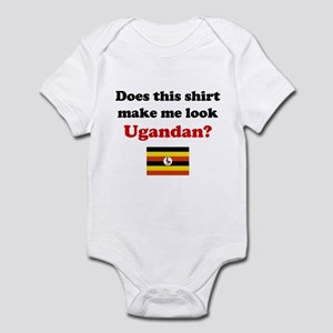 Make Me Look Ugandan Infant Bodysuit