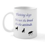 Visiting Dogs Mug