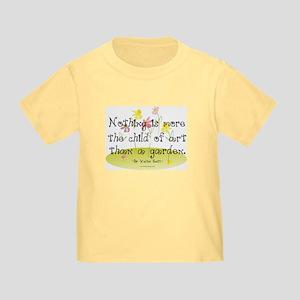 Gardening as Art Toddler T-Shirt
