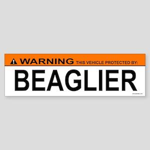 BEAGLIER Bumper Sticker