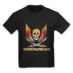 Kids Dark FirePirate Shirt
