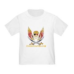 Little Kid's Firepirate Tshirt