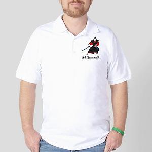 Got Samurai Golf Shirt