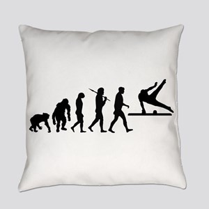 Pommel Horse Everyday Pillow