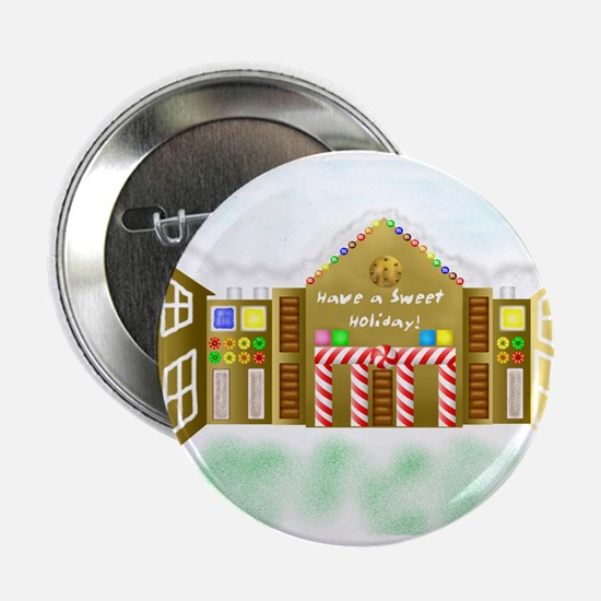 """Candy College 2.25"""" Button"""